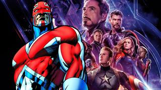 Liệu Đội Trưởng Anh có thể thay thế cho Captain America trong tương lai hay không?