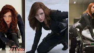 Avengers: Những chi tiết đáng nhớ của Góa Phụ Đen trong MCU