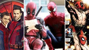 Rộ tin đồn Marvel đang tính đưa Deadpool vào ngay trong Spider-man 3 trong tương lai