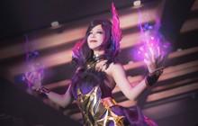 LMHT: Chiêm ngưỡng bộ Cosplay Morgana thiên thần sa ngã nóng bỏng không thể cưỡng lại