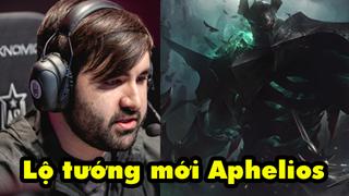 LMHT: Được Riot mời test Mordekaiser làm lại đã vô tình để lộ tướng mới mang tên Aphelios