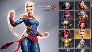 MARVEL Super War: Game MOBA siêu anh hùng Marvel siêu hấp dẫn sắp ra mắt game thủ