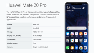 """Huawei: Google """"bất ngờ"""" được đưa Huawei Mate 20 Pro trở lại Android Q beta"""