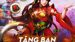 Danh Tướng 3Q - Tưng bừng ra mắt tặng hơn 200 Giftcode cho game thủ xưng bá giang hồ