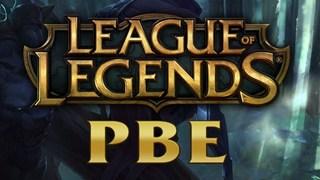 LMHT: Riot mở đợt đăng ký máy chủ PBE số lượng lớn, game thủ không nên bỏ qua