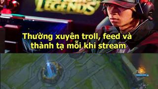 LMHT: Fan troll thần tượng sấp mặt khi biết QTV sẽ làm HLV cấm chọn