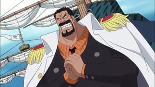 One Piece: Garp và những sự thật về vị Anh Hùng Hải Quân nổi tiếng