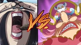 Spoiler chính thức One Piece Chap 945 - Big Mom 1 phát bay màu Queen trong chớp mắt