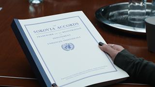 Seri phim truyền hình Marvel góp phần lý giải Hiệp định Sokovia