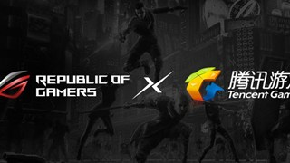 ASUS hợp tác với Tencent Games tối ưu hoá cho PUBG Mobile
