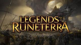 Liệu Legends of Runeterra có phải là tên chính thức của LMHT Mobile?