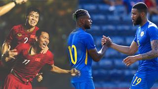 King' Cup 2019: Đối thủ Curacao của Việt Nam ở trận chung kết là ai?