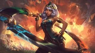 LMHT: Chi tiết bộ kĩ năng của Qiyana - Nữ sát thủ Đi Rừng với bộ kĩ năng thay đổi theo địa hình