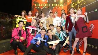 Song Luân đảm nhận vai trò Người dẫn chương trình của The Amazing Race Vietnam
