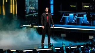 E3 2019: Cyberpunk 2077 bùng nổ tại sân khấu với Keanu Reeves