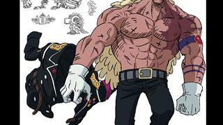 Hé lộ thông tin về phản diện cực mạnh mới của Luffy trong One Piece: STAMPEDE