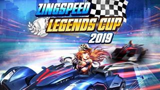 ZingSpeed Mobile công bố thông tin giải đấu quốc gia đầu tiên: ZingSpeed Legends Cup 2019