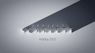 Project Scarlett hỗ trợ độ phân giải 8K, 120FPS sẽ ra mắt năm 2020