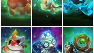 LMHT: Riot hé lộ thêm các Little Legends dành cho chế độ chơi Đấu Trường Chân Lý