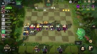 Auto Chess Mobile: Hướng dẫn chiến thuật và các cách đặt đội hình cờ trên bàn tốt nhất