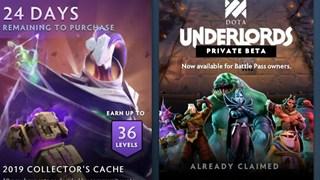 Dota Underlords chính thức cho người chơi bản thử nghiệm nếu như bạn đã có Battle Pass
