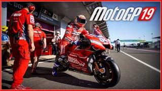 """MotoGP 19: Game đua xe thể thao với cấu hình """"sướng tai, đã mắt"""""""
