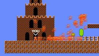 Khi Super Mario Bros trở thành game Battle Royale không bạo lực