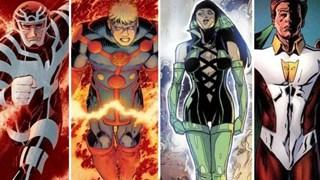 Eternal là gì? Lịch sử hình thành vả di dân của chủng tộc này  trong vũ trụ Marvel