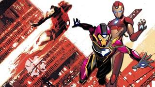 Đây chính là nhân vật mà Robert Downey Jr. muốn xuất hiện để thay thế cho Iron Man