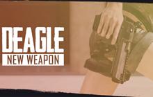 PUBG: Tìm hiểu về Deagle - khẩu súng lục gây sát thương mạnh nhất trong PUBG
