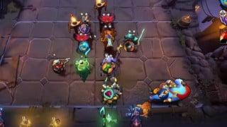 Dota Underlords: Hướng dẫn lối chơi Orge Magi hiến tế Bloodbound cực mạnh cùng Warlock