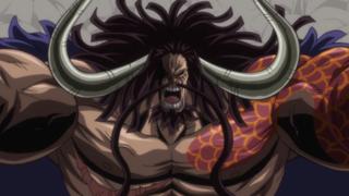 One Piece: Hé lộ sự thật về trái Ác Quỷ của Tứ Hoàng Kaido, hắn ta trước từng là con người