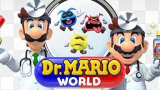 Game diệt virus Dr. Mario trở lại với diện mạo mới trên di động