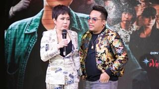 Việt Hương trở lại với web drama Trật tự mới