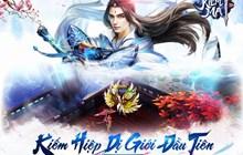 """Kiếm Ma 3D – Game """"Kiếm Hiệp Dị Giới"""" đầu tiên được phát hành tại Việt Nam"""