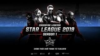 CrossFire Legends Star League Season 1 2019: Legend Warrior, Lính Đánh Thuê chia tay giải đấu