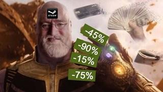 Steam Summer Sale 2019: Chính thức bắt đầu, giảm giá từ 70-90%