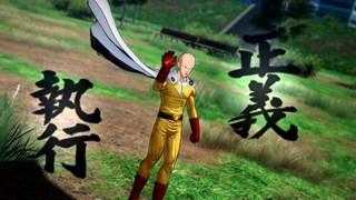Bandai Namco công bố tựa game One Punch Man dành cho PC và giả lập