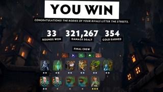 Dota Underlords: Hướng dẫn đội hình 4 Druid Hunter chống Mage và Warrior áp đảo số lượng