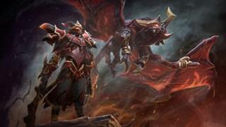 Dota Underlords - Cập nhật lại Dragon, Thay đổi Nerf nhẹ Dragon Knight