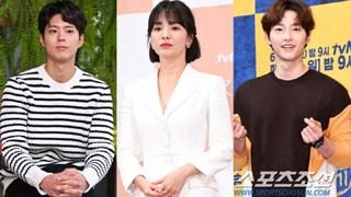Giữa tin ly hôn thì lại rộ tin đồn Song Hye Kyo ngoại tình với trai trẻ kém 12 tuổi