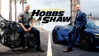 """Fast & Furious: Hobbs & Shaw - tung trailer mới với những pha rượt đuổi """"điên rồ"""""""