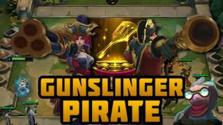 Đấu Trường Chân Lý: Hướng dẫn đội hình Hải Tặc phối hợp - Dùng Vàng đè bẹp đối thủ