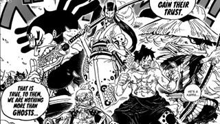 Dự đoán One Piece Chap 949: Quân khởi nghĩa thành lập, Kaido gặp gỡ Big Mom và kết thúc Arc 2