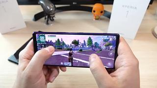 Thử trải nghiệm trên màn hình 21:9 của Sony Xperia 1