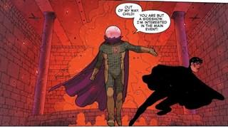 Mysterio từng nắm trong tay sức mạnh của thực thể ma thuật mạnh nhất vũ trụ