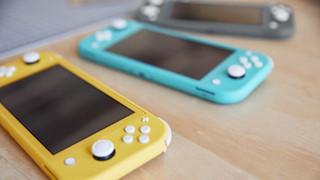 Nintendo trình làng bản Switch Lite gọn hơn và giá mềm hơn Switch