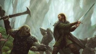 """Amazon đang phát triển game """"Chúa nhẫn"""" theo phong cách World of Warcraft"""