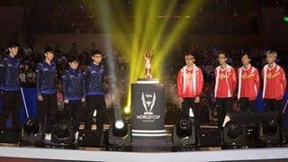 AWC 2019: Việt Nam chỉ còn cách chiếc cúp vô địch Liên quân Thế giới 2019 một lượt BO7 với Đài Bắc Trung Hoa