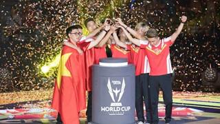 """[Độc quyền]: Việt Nam vô địch AWC 2019, Elly khẳng định """"Đài Bắc Trung Hoa không có 'cửa' thắng chúng tôi"""""""
